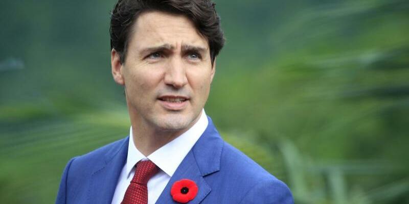 Justin Trudeau - Foto: Hau Dinh/AP/Archi