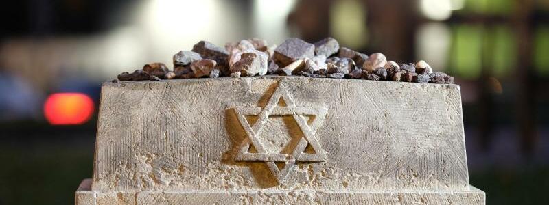 Gedenktag an die Pogromnacht - Foto: Sebastian Willnow