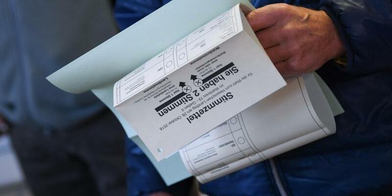 Landtagswahl in Hessen - Foto: Arne Dedert