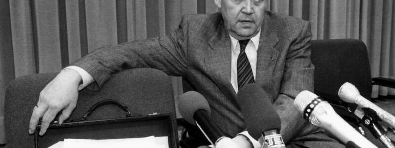 Günter Schabowski - Foto: Archiv