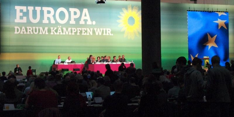 Grünen-Parteitag am 09.11.2018 - Foto: über dts Nachrichtenagentur