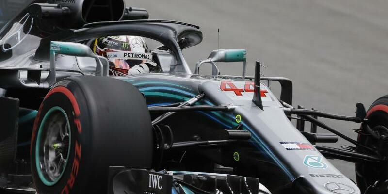 Lewis Hamilton - Foto: Nelson Antoine/AP