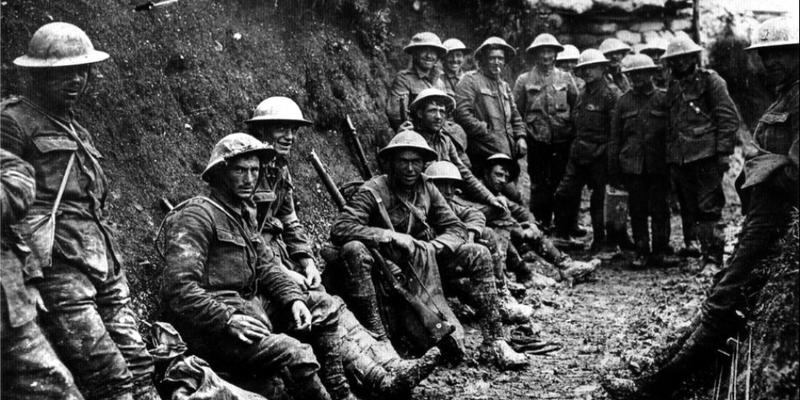 Soldaten im Ersten Weltkrieg - Foto: über dts Nachrichtenagentur