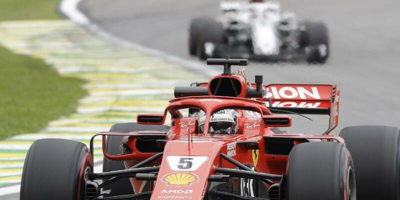 Sebastian Vettel - Foto: Andre Penner/AP