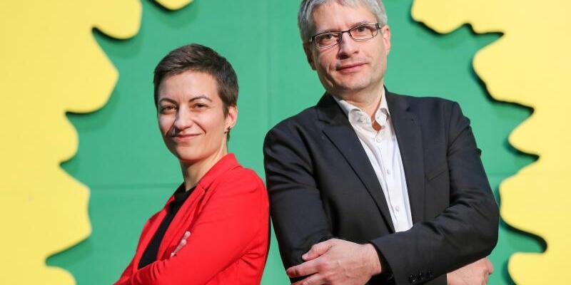 Bundesparteitag von Bündnis 90/Die Grünen - Foto: Jan Woitas