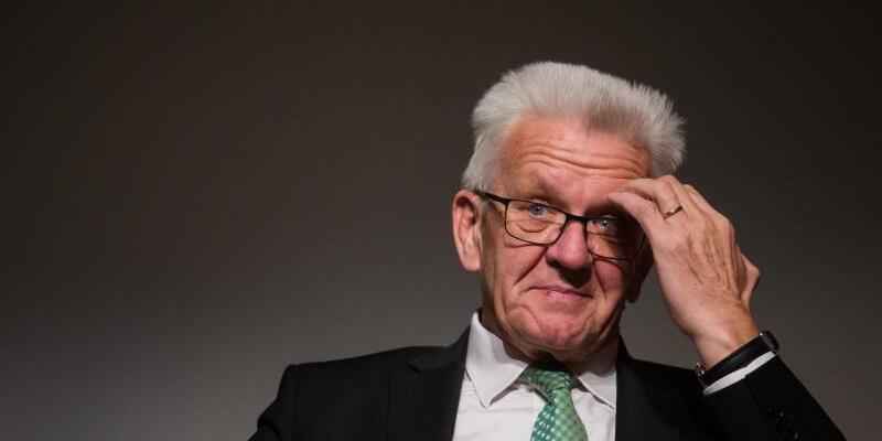 Baden-Württembergs Ministerpräsident Kretschmann - Foto: Christoph Schmidt