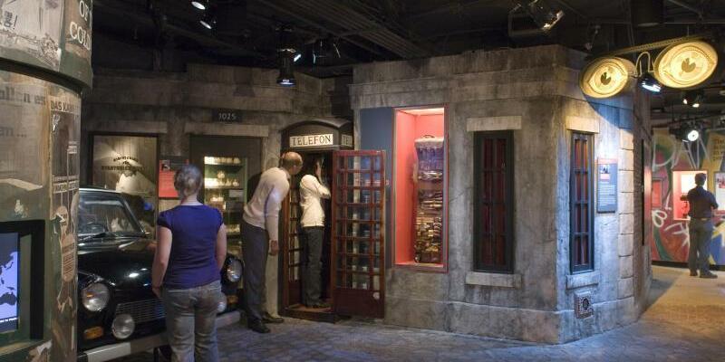 Spionagemuseum in Washington - Foto: Spymuseum