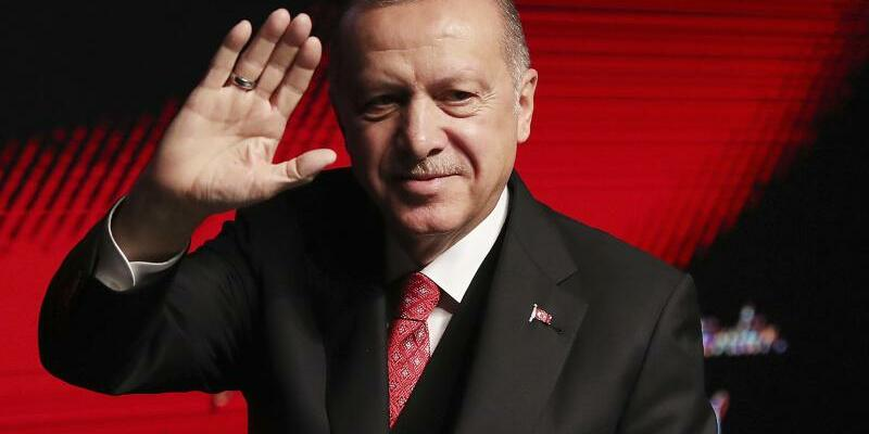 Erdogan - Foto: Pool Presidential Press Service/AP