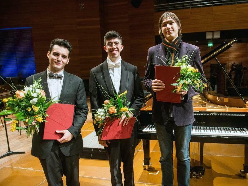 Franz Liszt Klavierwettbewerb - Foto: Maik Schuck
