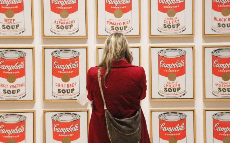 «Andy Warhol - From A to B and Back Again» - Foto: Christina Horsten