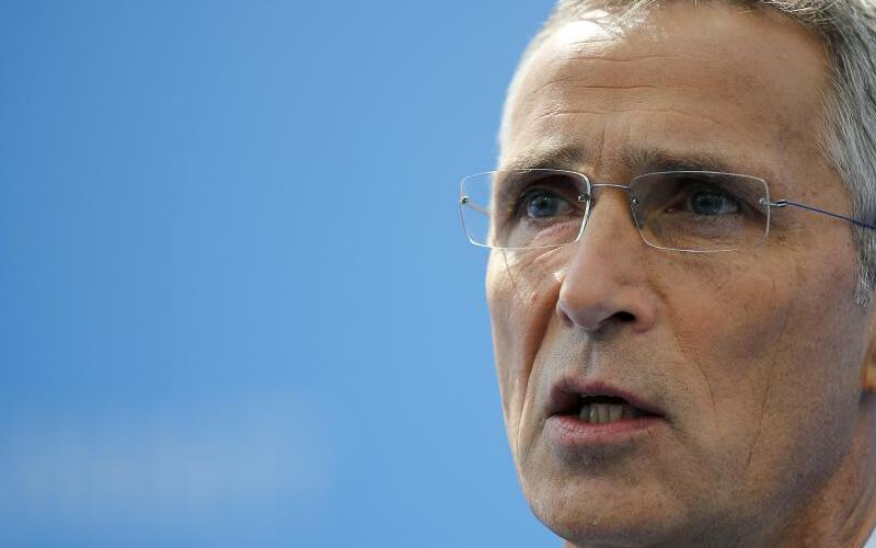Nato-Generalsekretär Stoltenberg - Foto: Francois Mori/AP