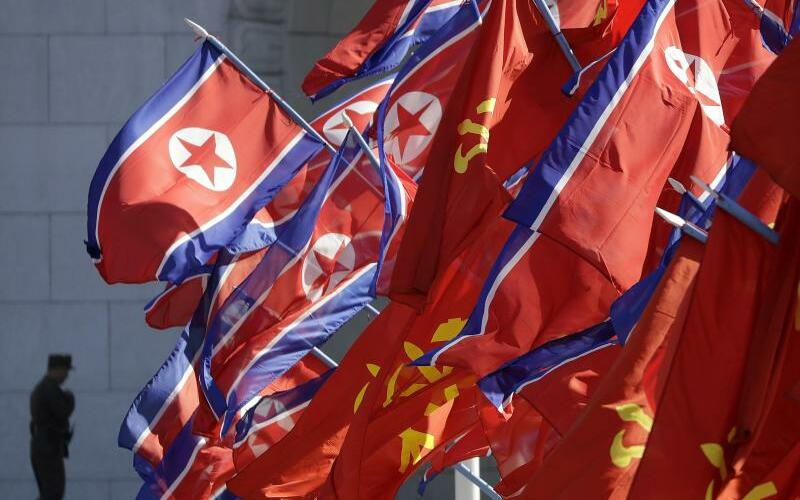 Nordkorea - Foto: Wong Maye-E/AP