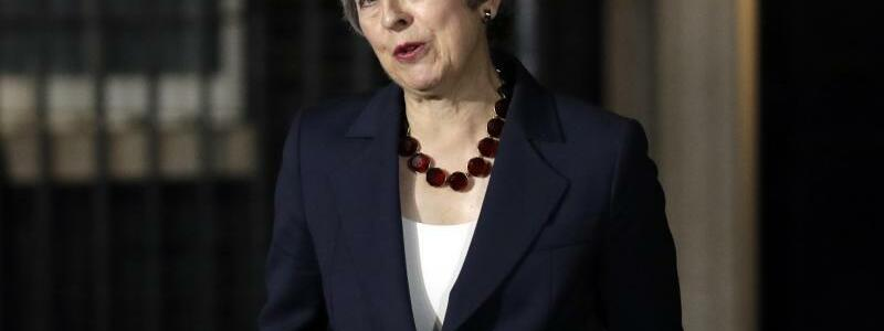 Theresa May - Foto: Matt Dunham/AP