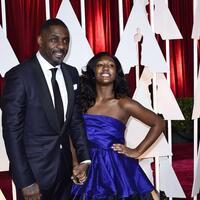 Idris & Isan Elba - Foto: Paul Buck/EPA