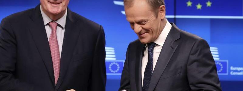 Tusk beruft EU-Sondergipfel ein - Foto: Francisco Seco/AP