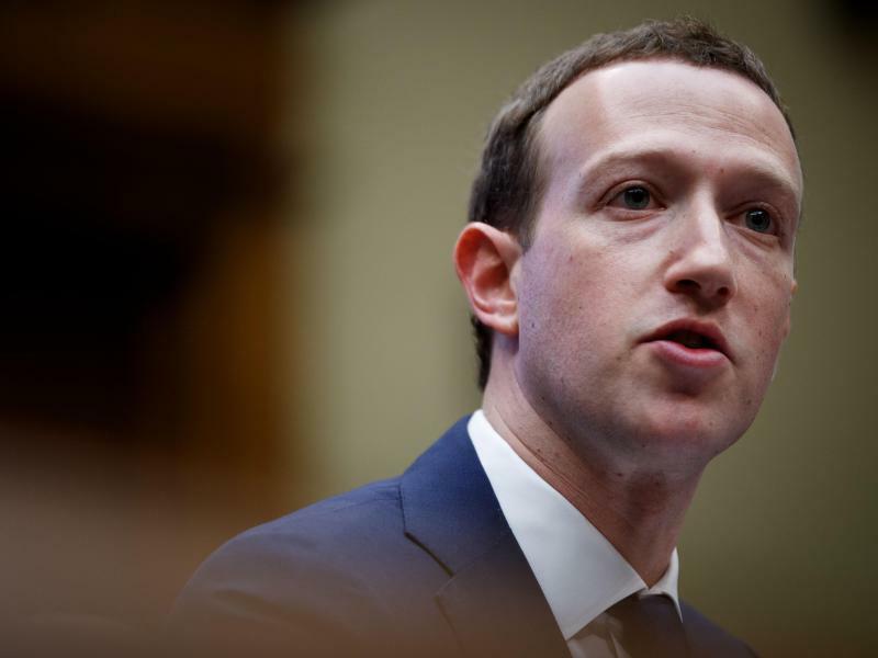 Mark Zuckerberg - Foto: Ting Shen/XinHua