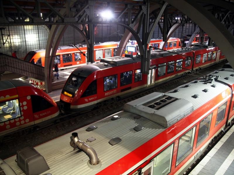 Züge von DB Regio - Foto: über dts Nachrichtenagentur
