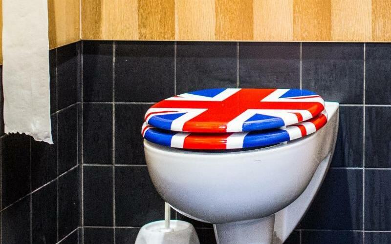 Wie Londoner aufs Klo gehen - Foto: Ilya Fisher/Loo Tours