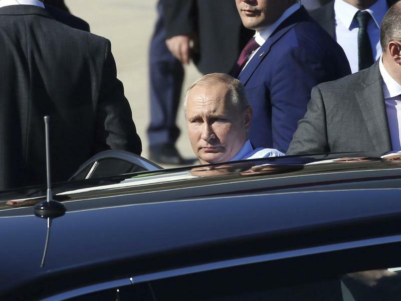 Putin - Foto: Islam Yaku/POOL Anadolu Agency/AP/