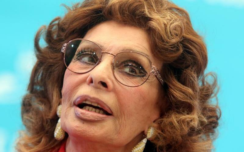 Sophia Loren - Foto: Lorenzo Carnero