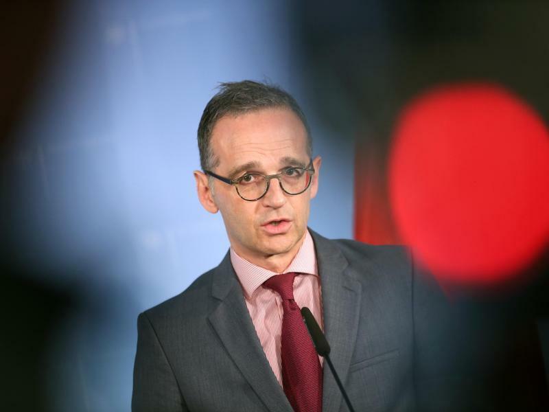 Heiko Maas - Foto: Wolfgang Kumm