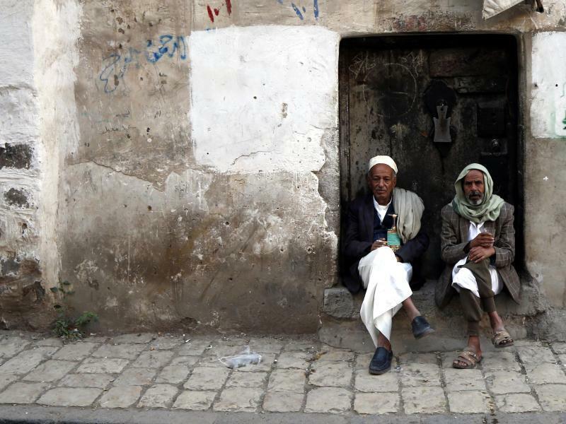 Hoffnung auf Frieden - Foto: Mohammed Mohammed/XinHua