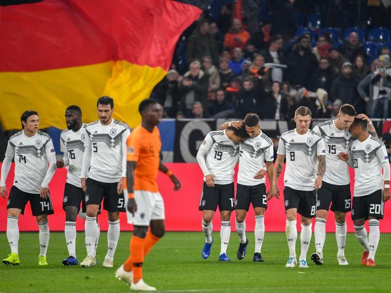 Unentschieden - Foto: Das DFB-Team hat sich von der niederländischen Elf mit 2:2 getrennt. Foto:Federico Gambarini