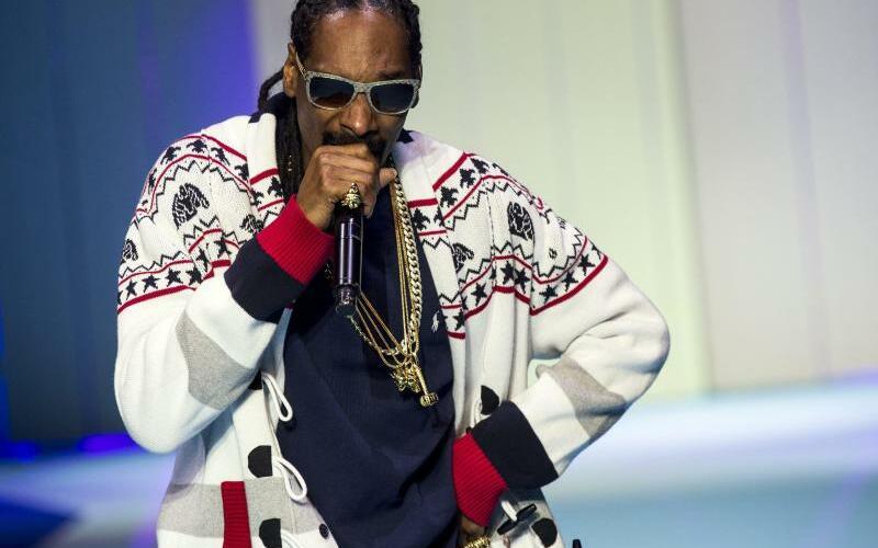 Snoop Dogg - Foto: Etienne Laurent