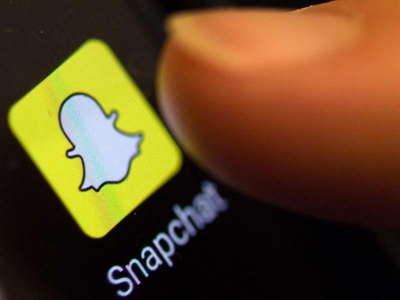 Snapchat - Foto: Patrick Seeger