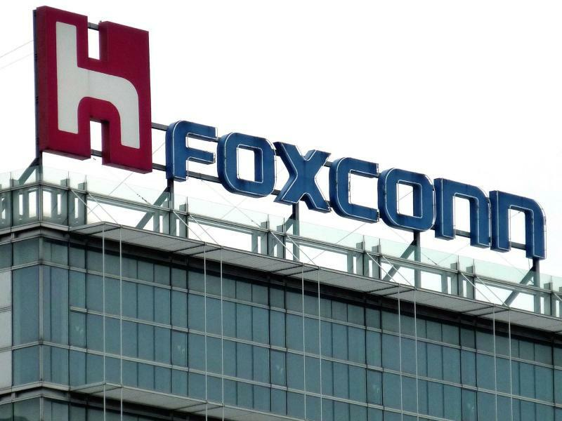 Foxconn - Foto: David Chang/EPA/dpaBildfunk+++
