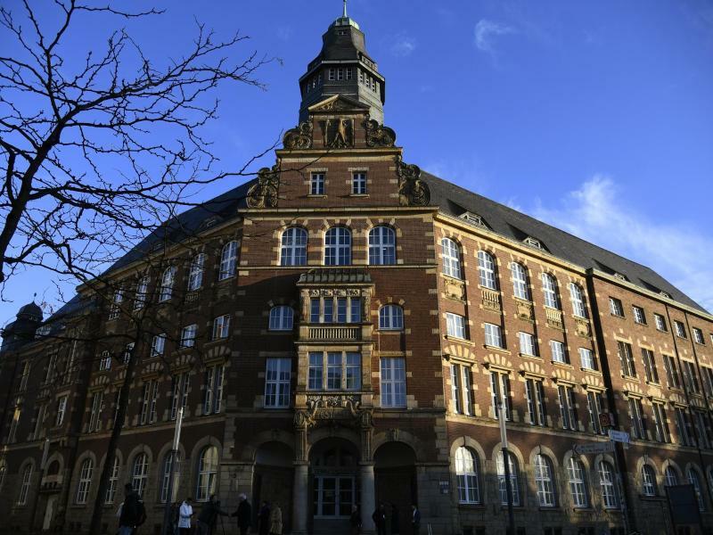 Verwaltungsgericht Gelsenkirchen - Foto: Ina Fassbender