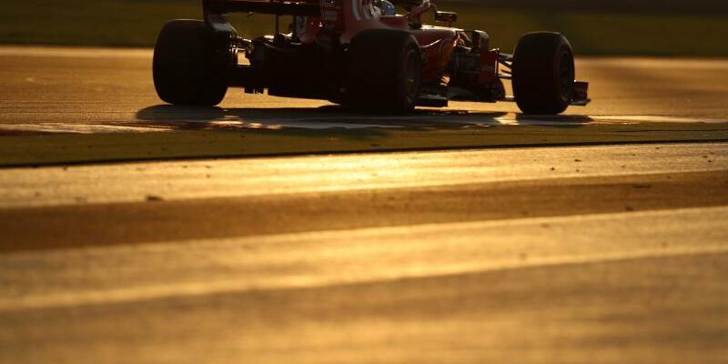 Sebastian Vettel - Foto: Hassan Ammar/AP