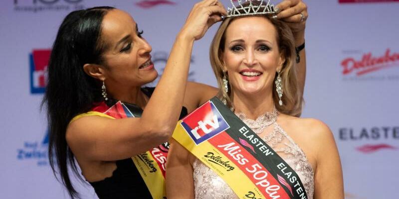 Miss 50plus Germany - Foto: Mohssen Assanimoghaddam