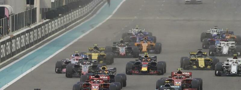 Grand Prix von Abu Dhabi - Foto: Luca Bruno/AP