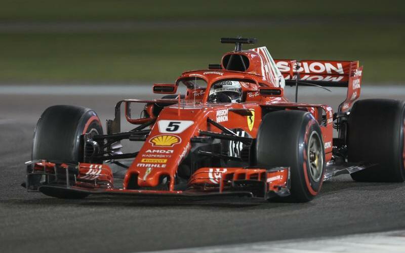 Vettel - Foto: Kamran Jebreili/AP