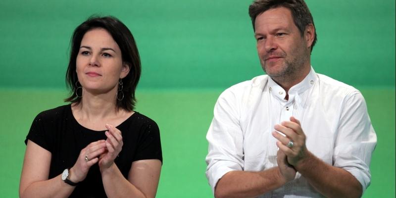 Annalena Baerbock und Robert Habeck - Foto: über dts Nachrichtenagentur