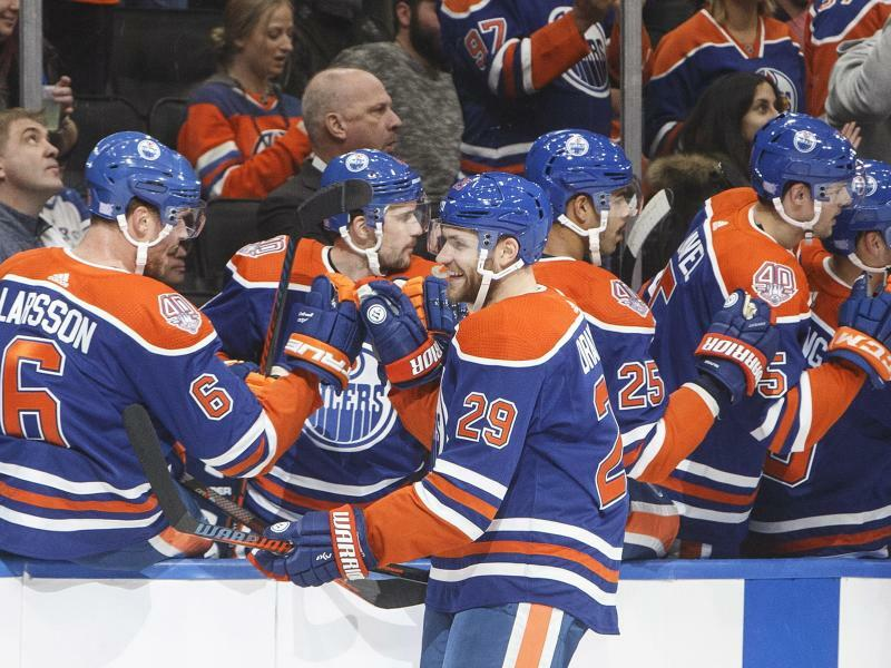 Scorer - Foto: Jason Franson/The Canadian Press