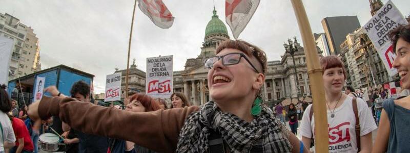 Proteste vor G20-Gipfel - Foto: Carlos Brigo