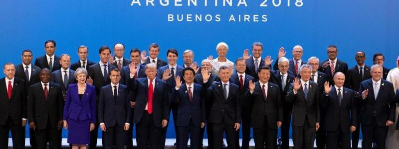 G20-Gipfel in Argentinien - Foto: Ralf Hirschberger