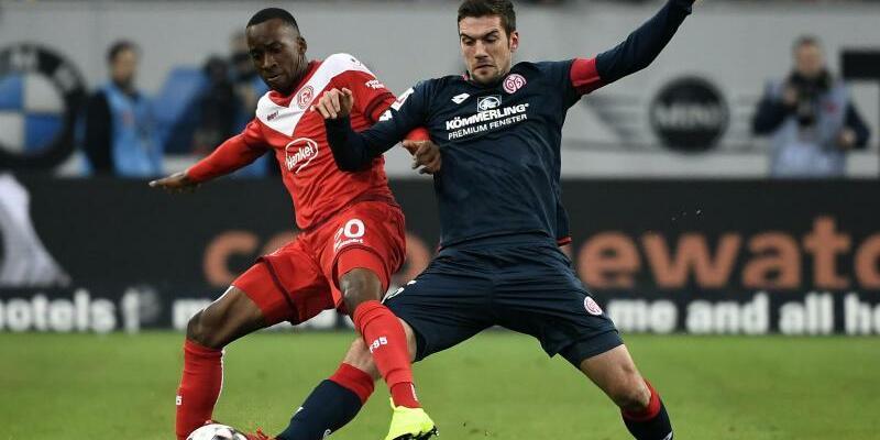 Fortuna Düsseldorf - FSV Mainz 05 - Foto: Ina Fassbender