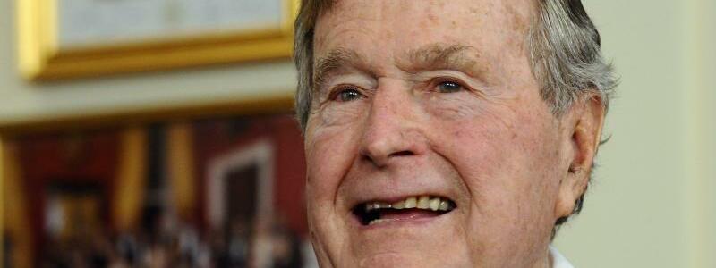 George Bush im Jahr 2012 - Foto: epa/Archiv