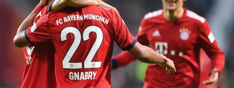 Bayern auswärts erfolgreich - Foto: Carmen Jaspersen