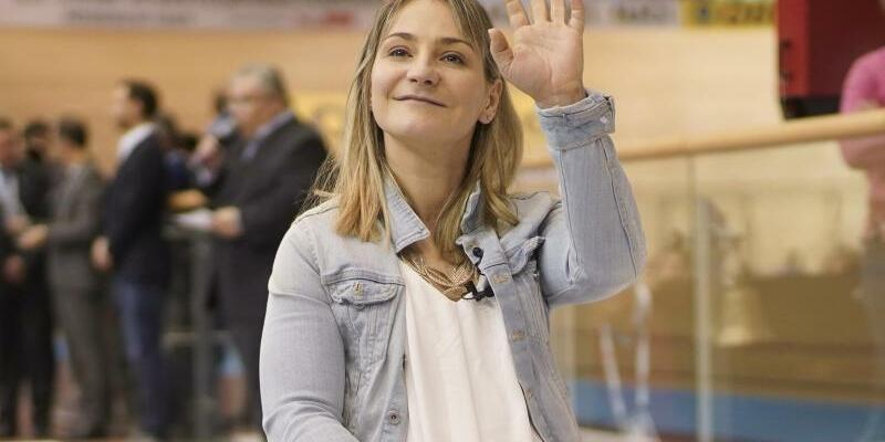 Kristina Vogel - Foto: J. Carstensen