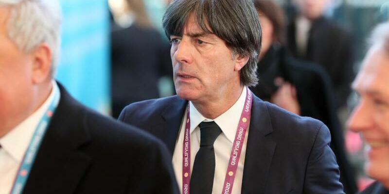 Bundestrainer - Foto: Brian Lawless/PA Wire