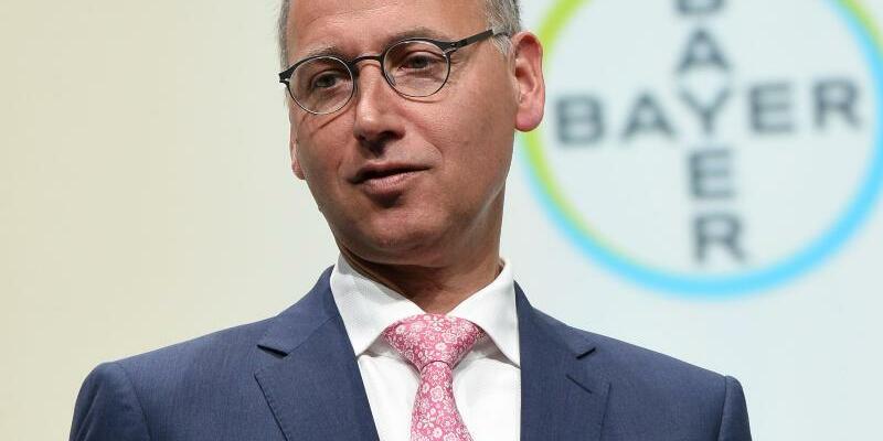 Bayer-Chef Werner Baumann - Foto: Henning Kaiser