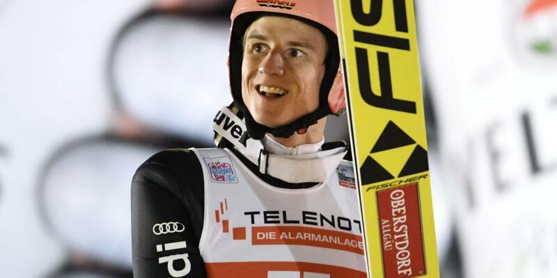 Karl Geiger - Foto: Markku Ulander/Lehtikuva