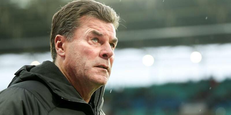 Gladbach-Coach - Foto: Jan Woitas