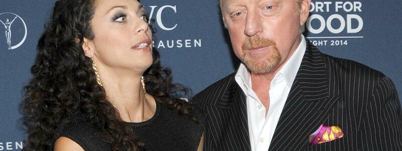 Boris und Lilly Becker - Foto: Ursula Düren