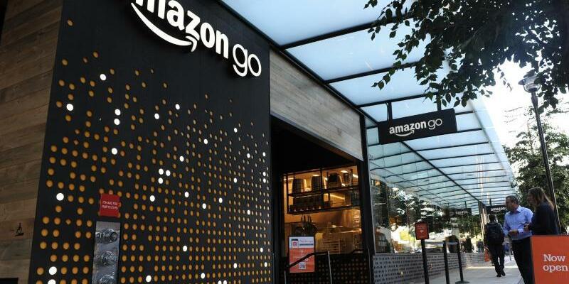 «Amazon Go»-Geschäft - Foto: Andrej Sokolow