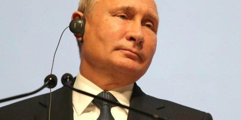 Wladimir Putin - Foto: Kremlin